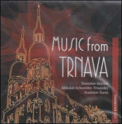 CD - Music from Trnava
