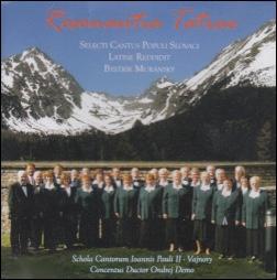 CD - Resonantia Tatrae