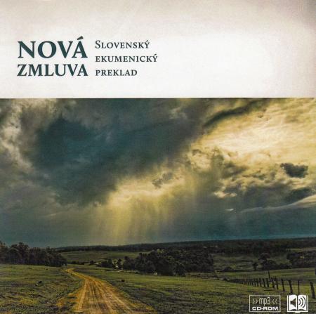 CD-ROM - Nová zmluva /ekumenický preklad/