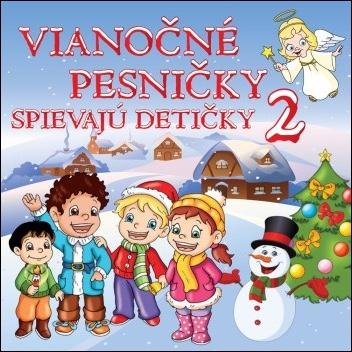 CD - Vianočné pesničky spievajú detičky 2