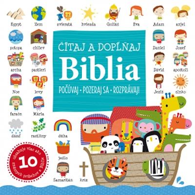 Čítaj a dopľňaj - Biblia