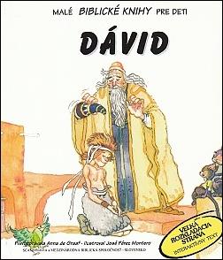 Dávid (Malé Biblické knihy pre deti)