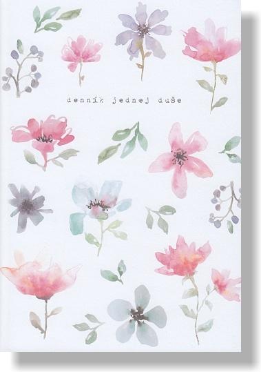 Denník jednej duše - kvetinky