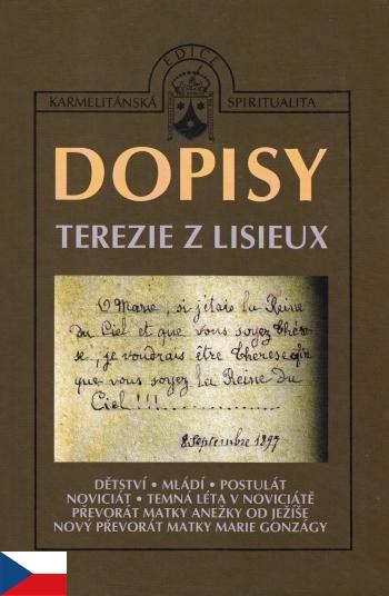 Dopisy Terezie z Lisieux