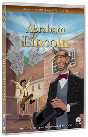 DVD - Abraham Lincoln (12)