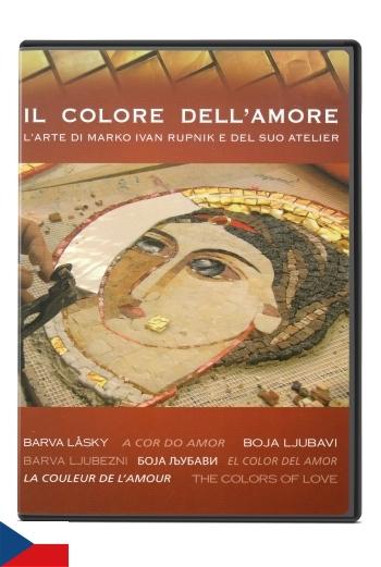 DVD - Barva lásky