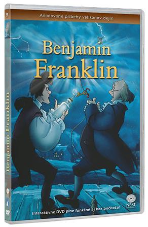 DVD - Benjamin Franklin (9)