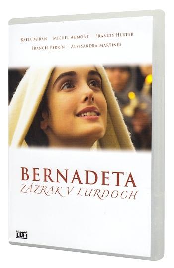 DVD - Bernadeta - Zázrak v Lurdoch