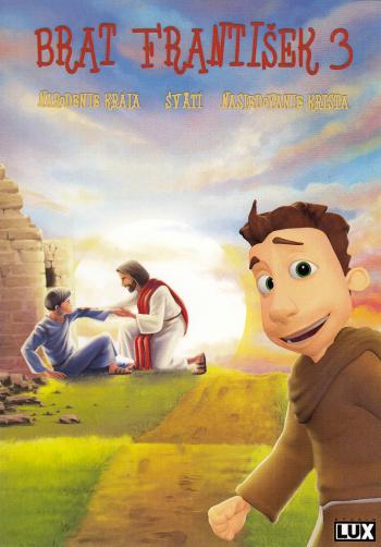 DVD - Brat František 3