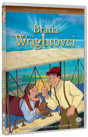 DVD - Bratia Wrightovci (19)