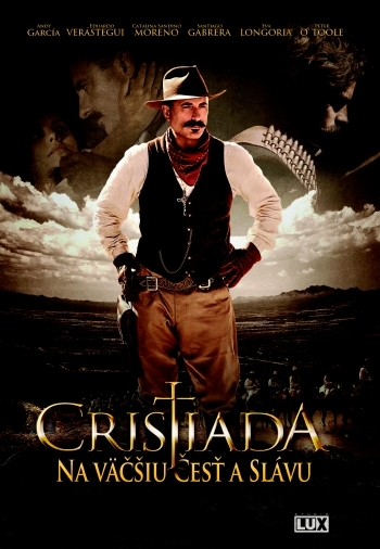 DVD - Cristiada - Na väčšiu česť a slávu