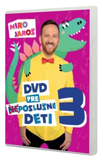 DVD - DVD pre (ne)poslušné deti 3