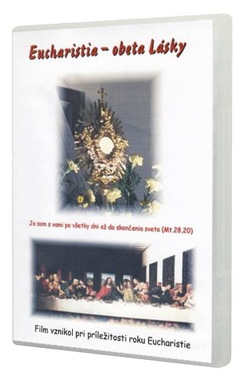 DVD - Eucharistia - obeta Lásky