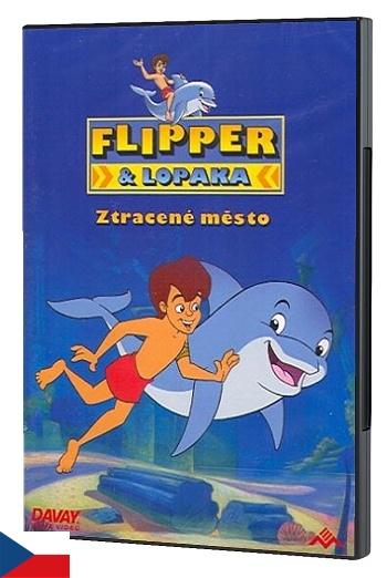 DVD - Flipper & Lopaka - Ztracené město