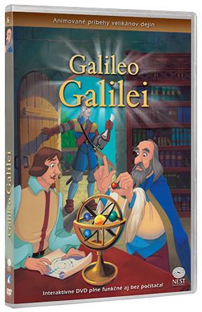 DVD - Galileo Galilei (6)