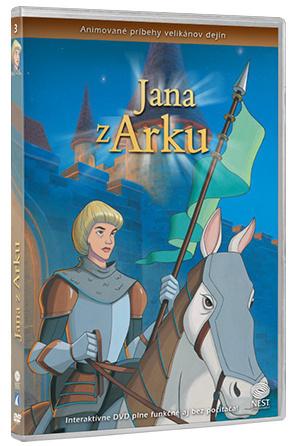 DVD - Jana z Arku (3)