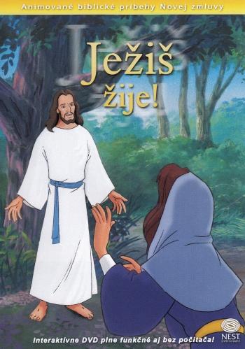 DVD - Ježiš žije! (NZ20)