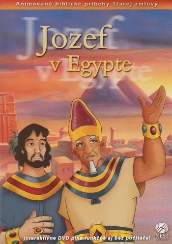 DVD - Jozef v Egypte (SZ2)