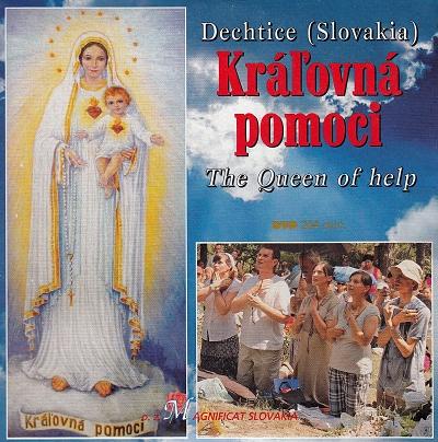 DVD - Kráľovná pomoci