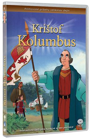 DVD - Krištof Kolumbus (4)