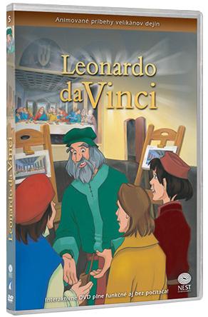 DVD - Leonardo da Vinci (5)