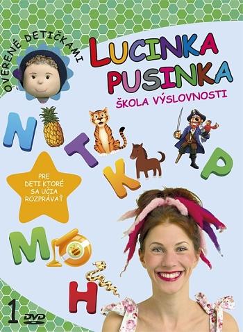 DVD - Lucinka Pusinka 1