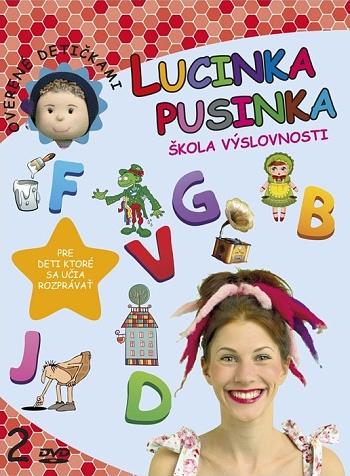 DVD - Lucinka Pusinka 2