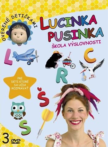 DVD - Lucinka Pusinka 3