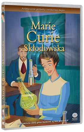 DVD - Marie Curie Skłdowska (18)
