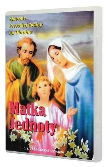DVD - Matka Jednoty