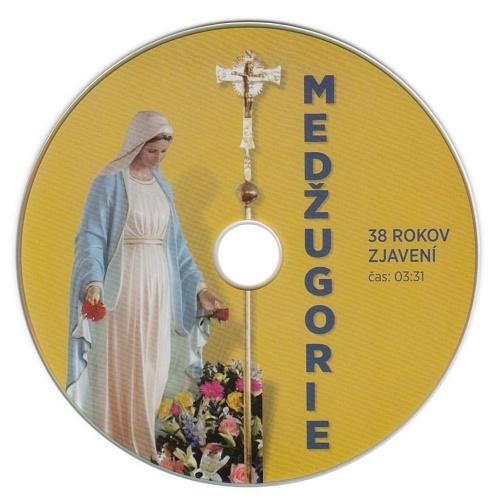 DVD - Medžugorie (38 rokov zjavení)