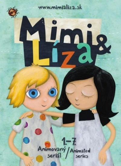 DVD - Mimi & Líza