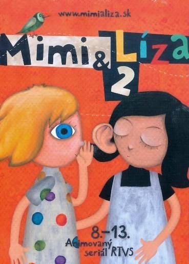 DVD - Mimi & Líza 2