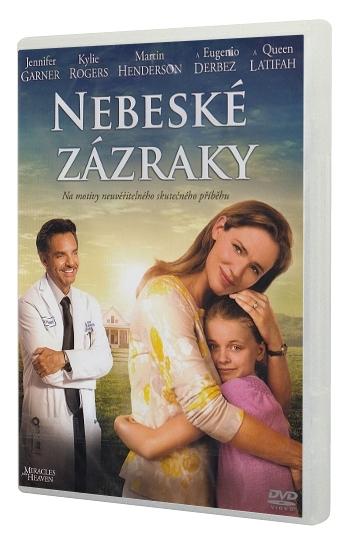 DVD - Nebeské zázraky