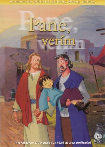 DVD - Pane, verím (NZ6)