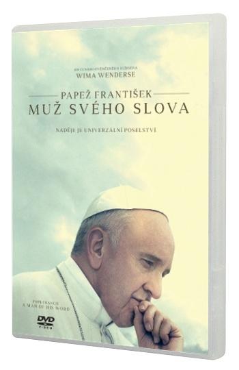 DVD - Pápež František - Muž svého slova