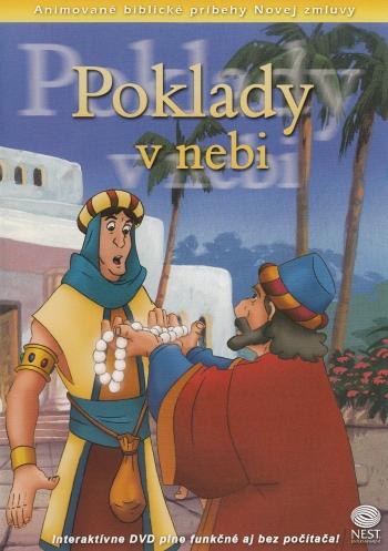 DVD - Poklady v nebi (NZ12)