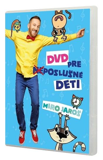 DVD - DVD pre (ne)poslušné deti