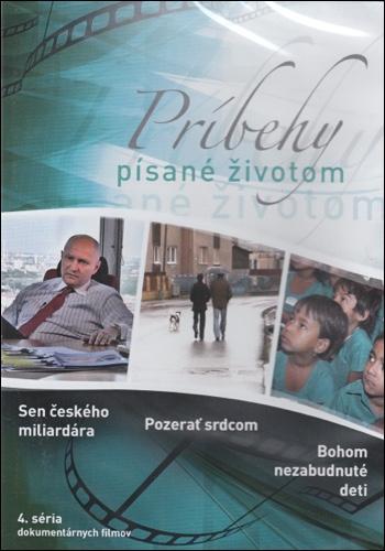 DVD - Príbehy písané životom 4.