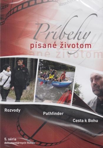 DVD - Príbehy písané životom 5.