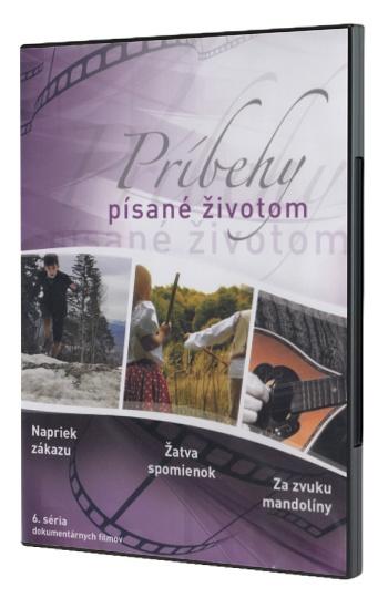 DVD - Príbehy písané životom 6.