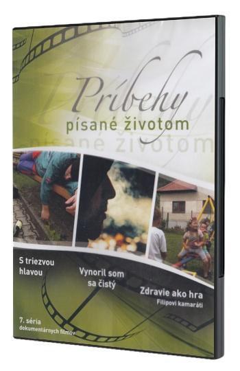 DVD - Príbehy písané životom 7.