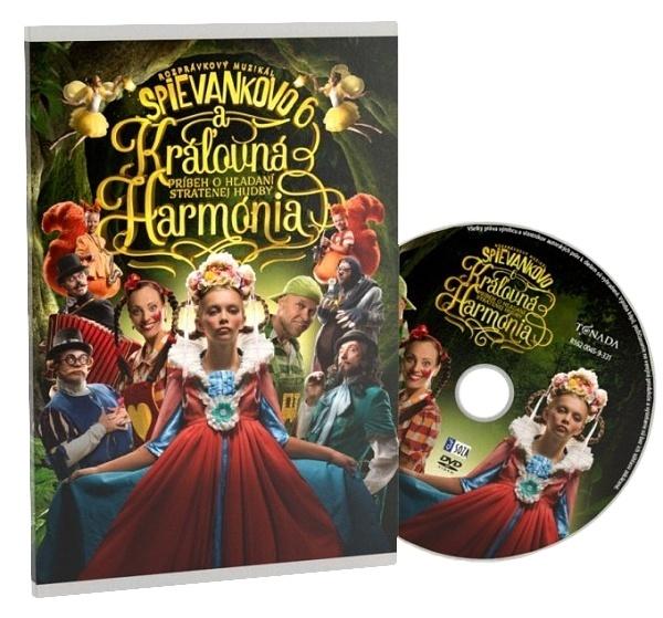 DVD - Spievankovo 6