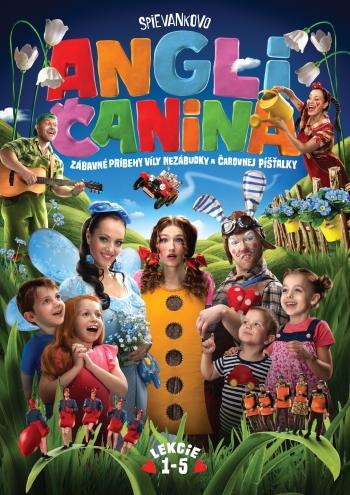 DVD - Spievankovo: Angličanina