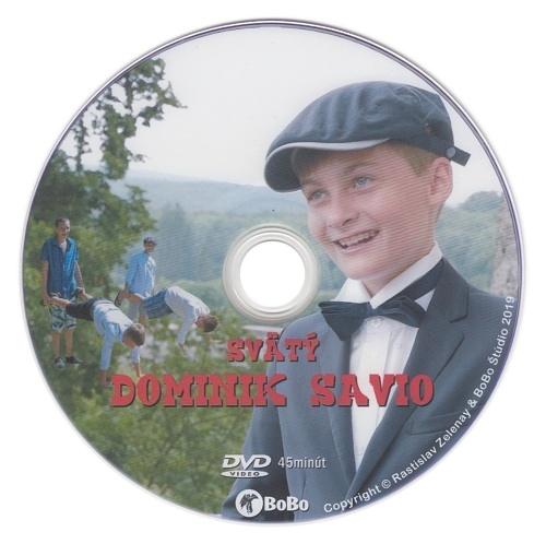 DVD - Svätý Dominik Savio