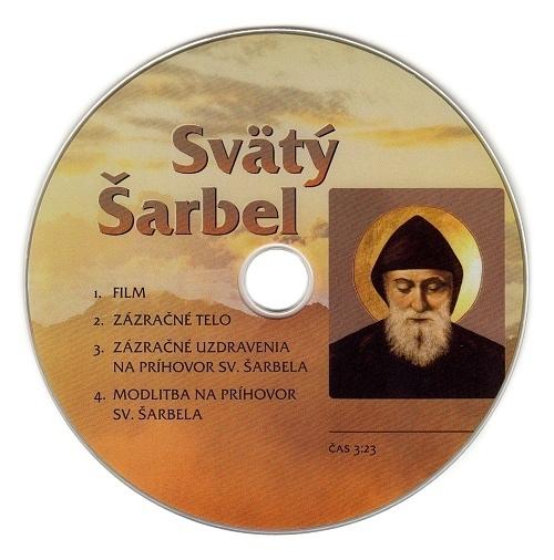 DVD - Svätý Šarbel