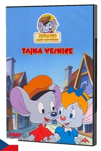 DVD - Myšáček malý obuvníček - Tajná vesnice