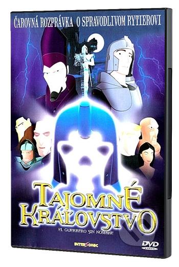 DVD - Tajomné kráľovstvo