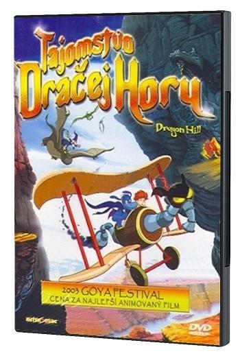 DVD - Tajomstvo Dračej Hory