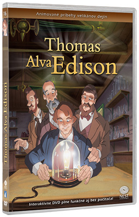 DVD - Thomas Alva Edison (16)